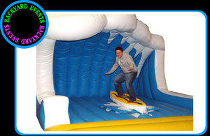 Mechanical surfboard  $  DISCOUNTED PRICE